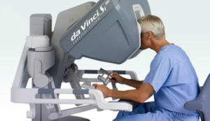 Robotic and Laparoscopic Surgery